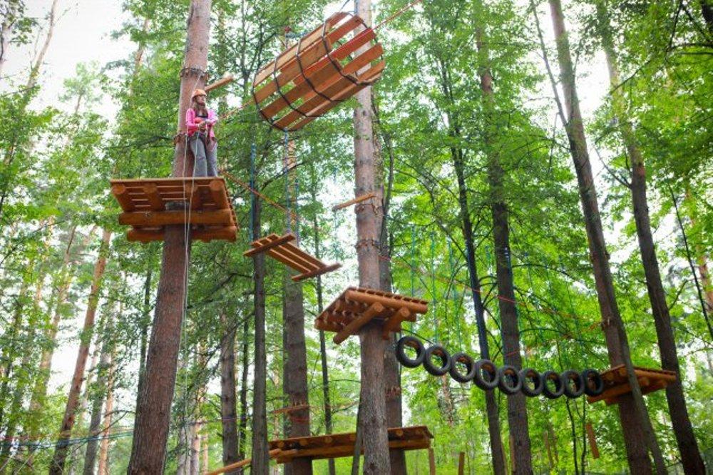 Веревочный парк «Sky Park»