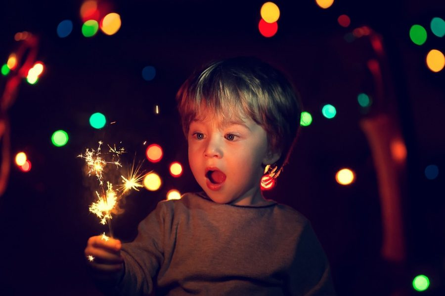 Дети и праздники