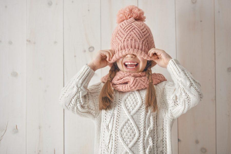 Дети и холод