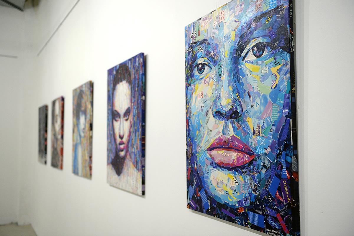 Художественная галерея Славы Зайцева