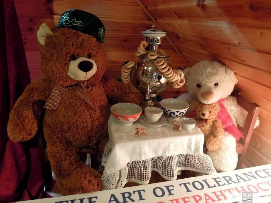Музей авторской игрушки «Мишкин Дом»
