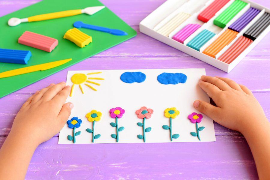 Дети и творчество