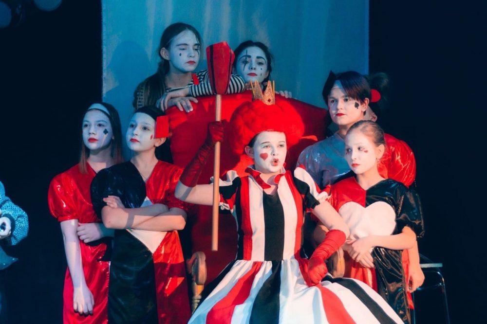 Фестиваль детских коллективов