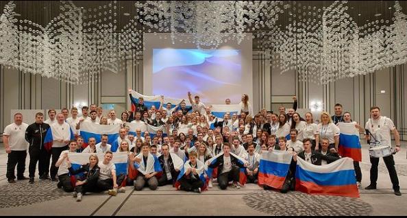 «МОЛОДЫЕ ПРОФЕССИОНАЛЫ (WORLDSKILLS RUSSIA)» – 2021